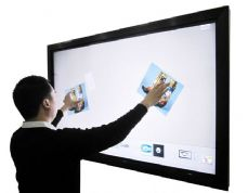 "65"" Multi Touch Screen Display"